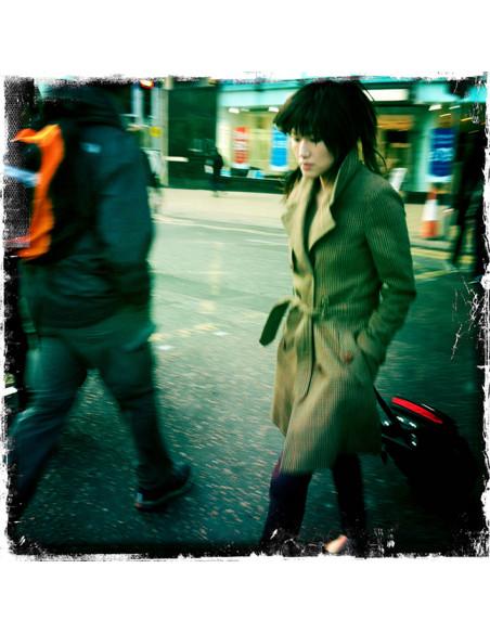 """L'instant même, """"Edimbourg""""_P. Bois© Tirage de tête N°2"""