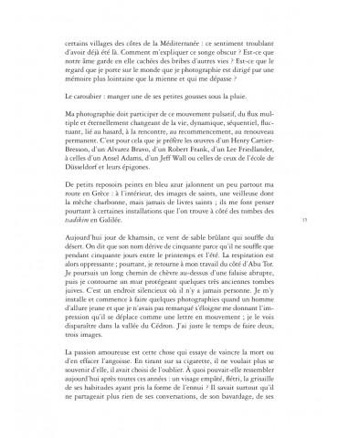 CHRONIQUES DE JERUSALEM ET D'AILLEURS, Didier