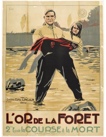 1892-1929, l'affiche...
