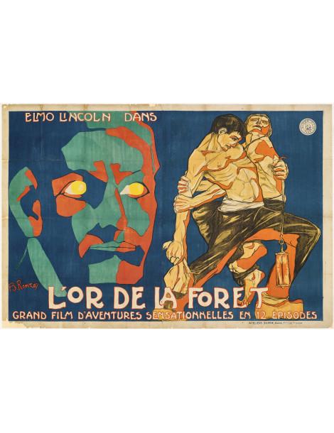 1892-1929, L'AFFICHE INVENTE LE CINEMA