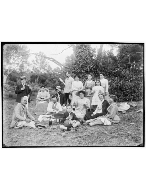 Les beaux dimanches d'Edouard Cornet. Photographies 1900 - 1928