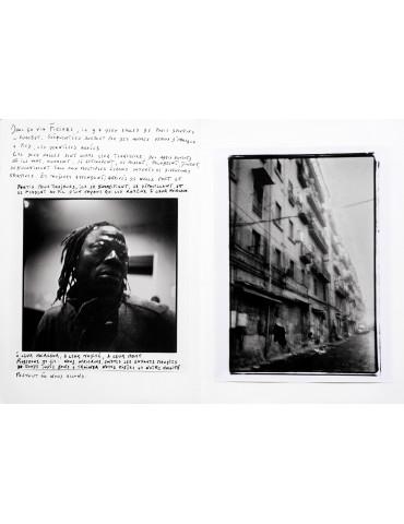 Je photographie ici ma peur de faire partie du monde, Nicolas Quinette