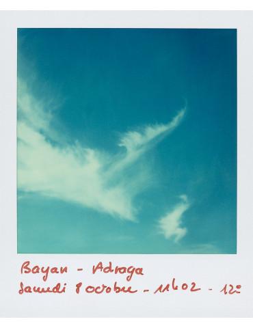 Le ciel de ma mémoire, Sophie Zénon