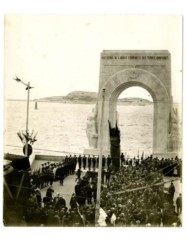 14 - 18, Marseille dans la Grande guerre