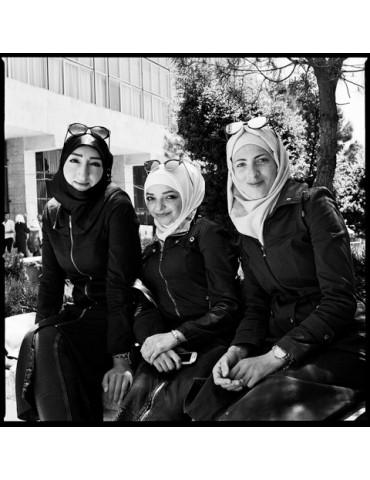 Aleppo mon amour, Katharine Cooper