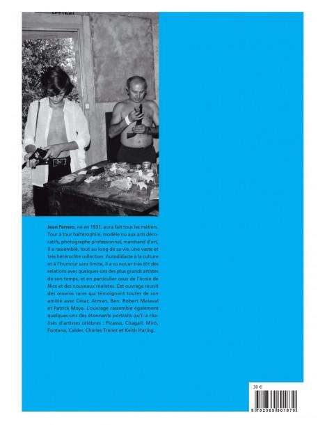 Les Années Joyeuses. Jean Ferrero & friends par Vincent Giovannoni