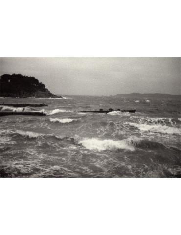 LE JARDIN DU LARGE (mer), Bernard Plossu