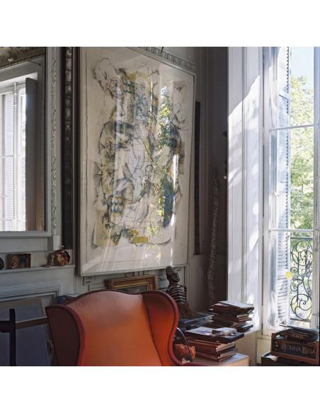 L'appartement, Suzanne Hetzel. A Ceccarelli©