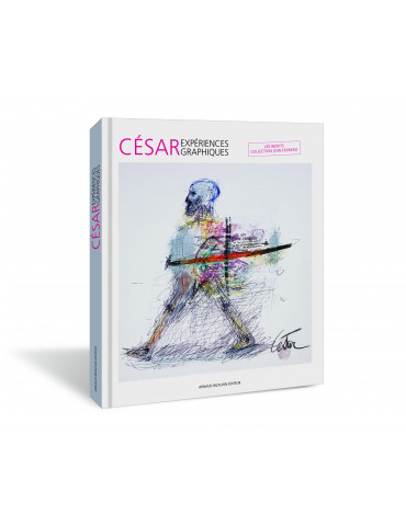 César, expériences graphiques.